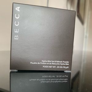 BECCA Hydro-Mist Set & refresh Powder